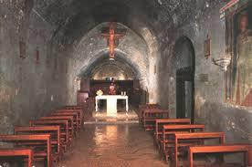 Assisi S. Damiano interno