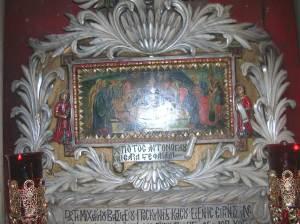 Gesù condotto nel Sepolcro
