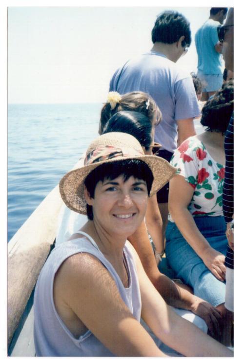 Aida in barca 001