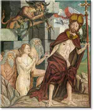 Gesù con i morti 2